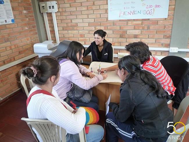 Universidad de pamplona se cumpli con el cuarto ciclo - Oficinas santander pamplona ...