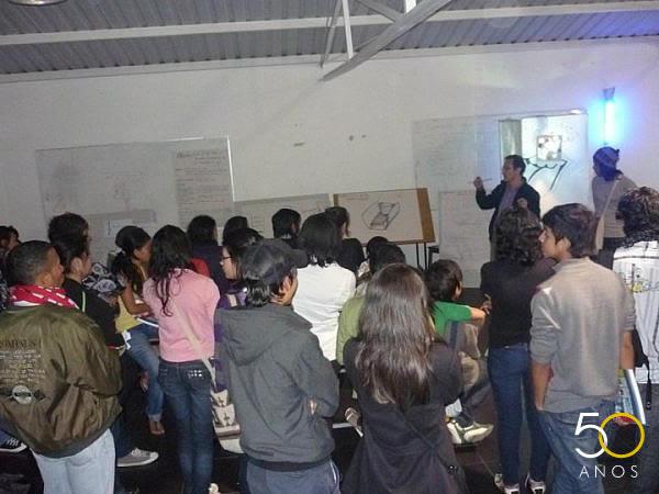 Universidad de pamplona con el primer encuentro binacional de estudiantes de dise o se cerr - Oficinas santander pamplona ...