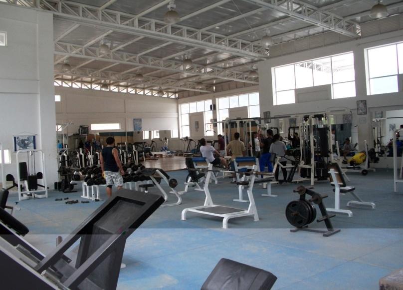 Gmy for Gimnasio el gym